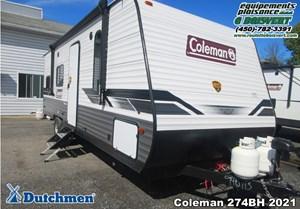 2021 Coleman 274BH
