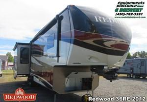 2012 Redwood RV 36RE