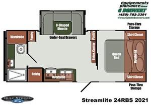 2021 Stream-Lite 24RBS