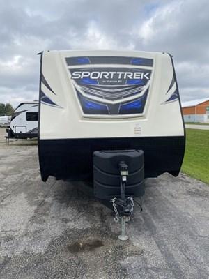 2018 Venture RV SportTrek ST252VRD