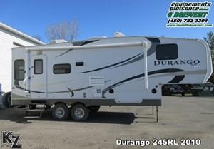 2010 Durango 245