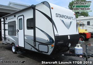 2018 Starcraft Launch 17QB