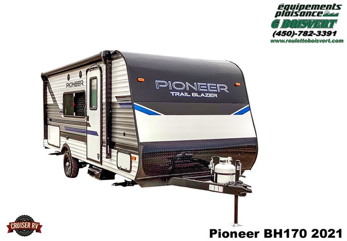 2021 Pioneer BH170 Photo 1 of 7