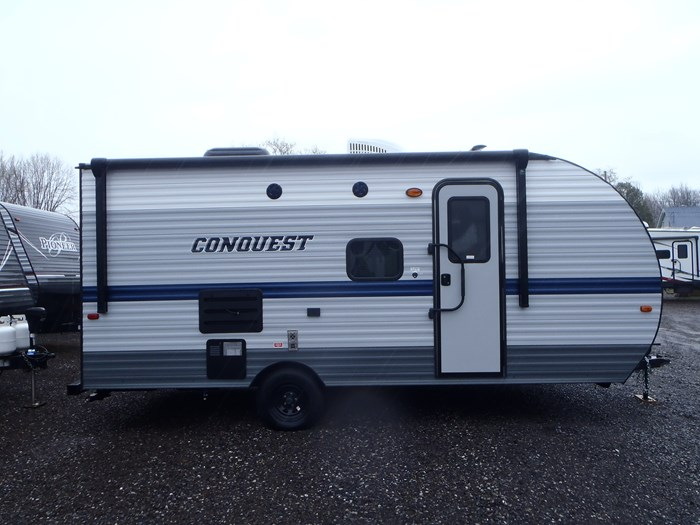 2021 Conquest 199DD Photo 1 of 7