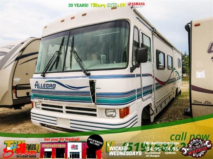 1997 Tiffin Allegro Bus Photo 1 of 15