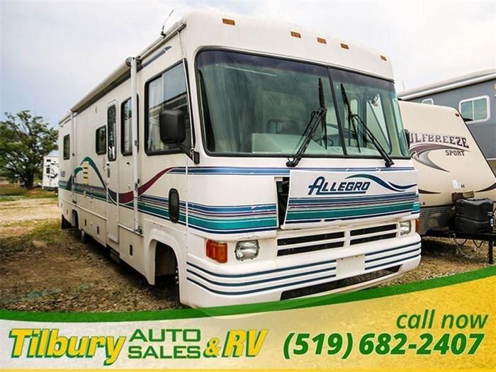 1997 Tiffin Allegro Bus Photo 2 of 15