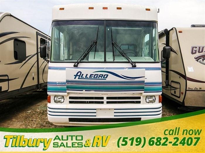 1997 Tiffin Allegro Bus Photo 3 of 15