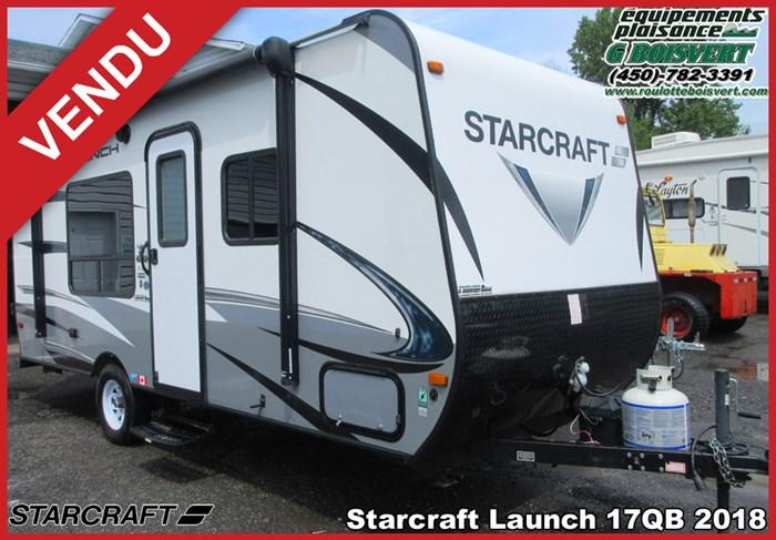 2018 Starcraft Launch 17QB Photo 1 of 39