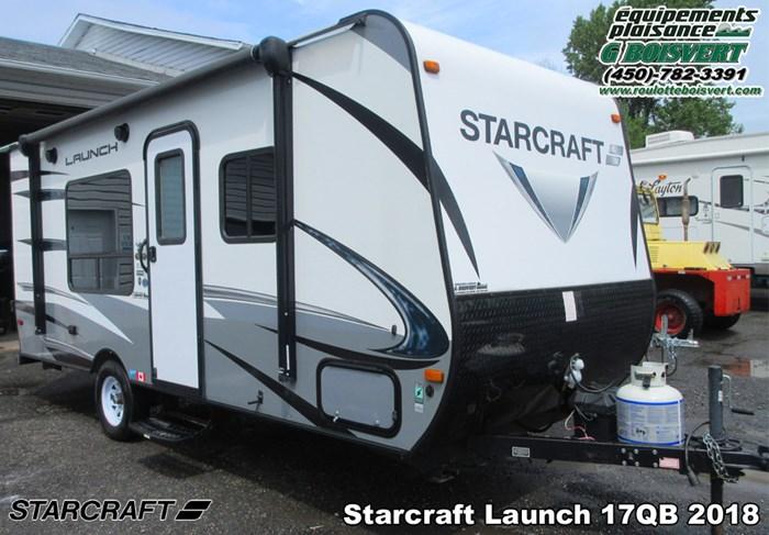 2018 Starcraft Launch 17QB Photo 39 of 39