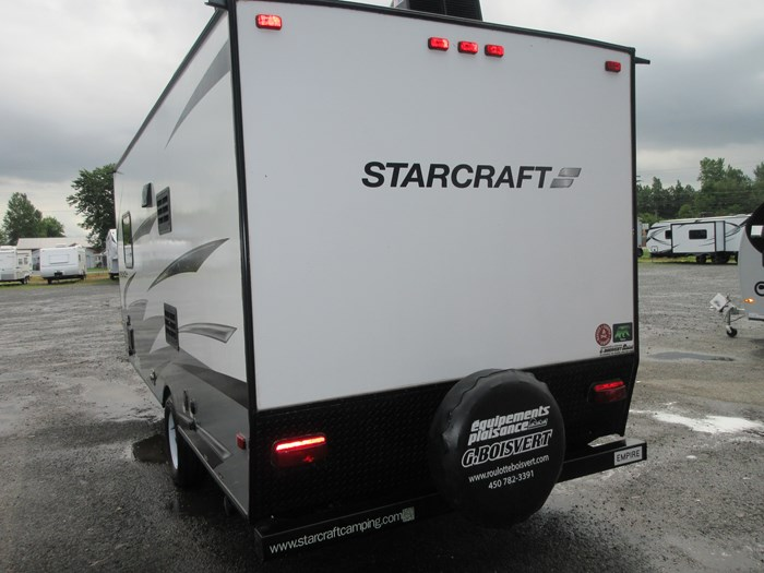 2018 Starcraft Launch 17QB Photo 4 of 39